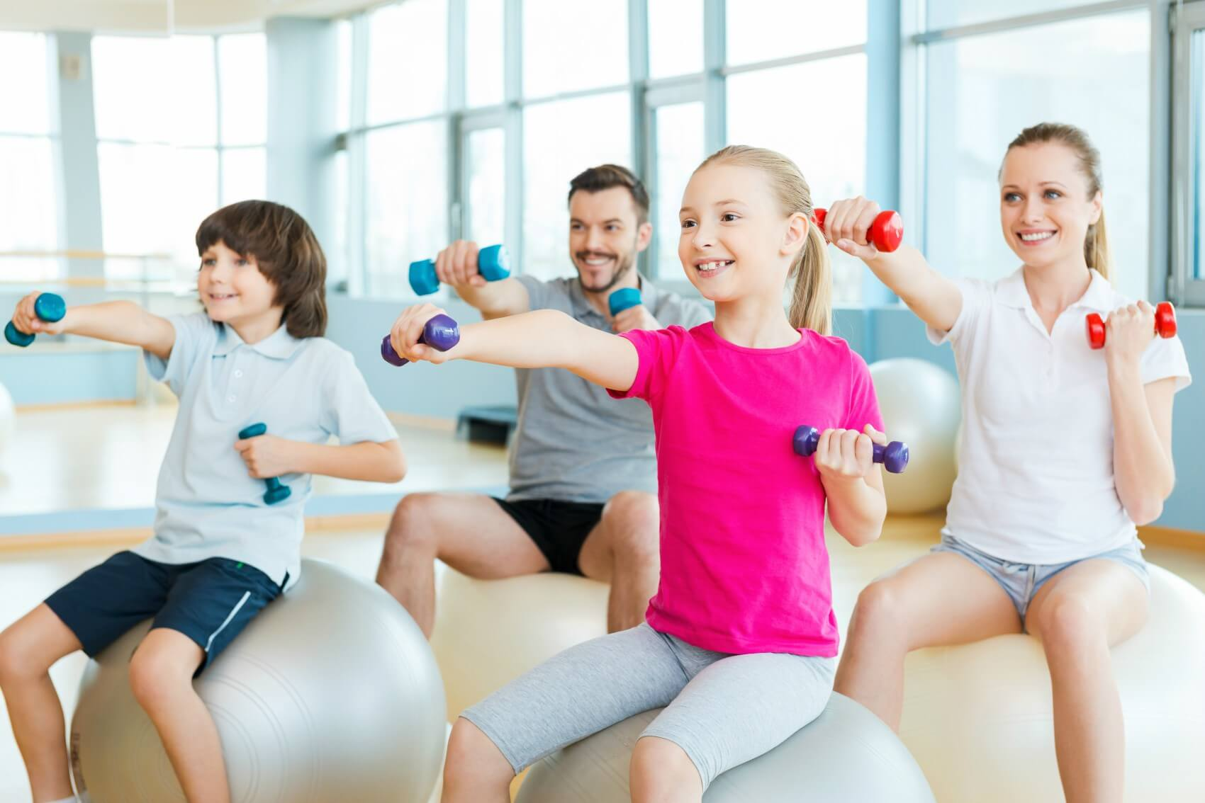 Why Exercising With Kids Could Change Everything