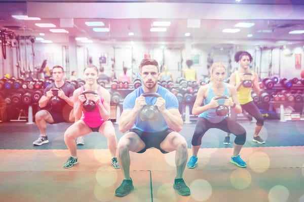 les mills group fitness class at brick bodies rotunda gym