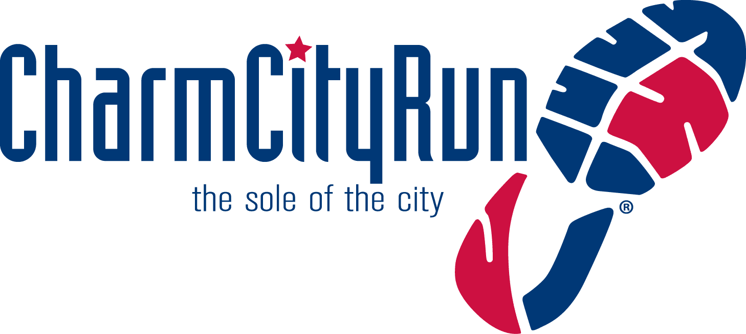 harm city run logo