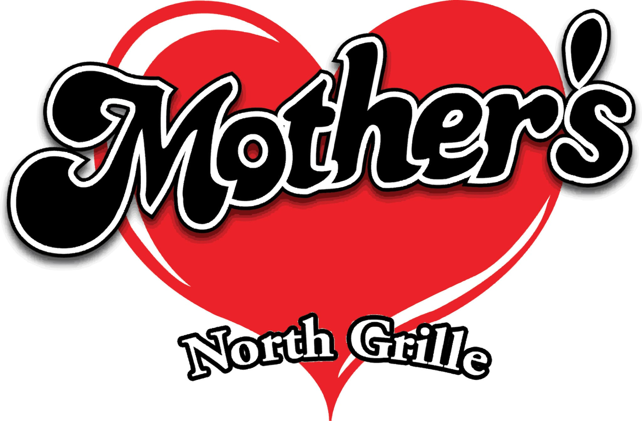 MOTHER'S NORTH GRILLE LOGO