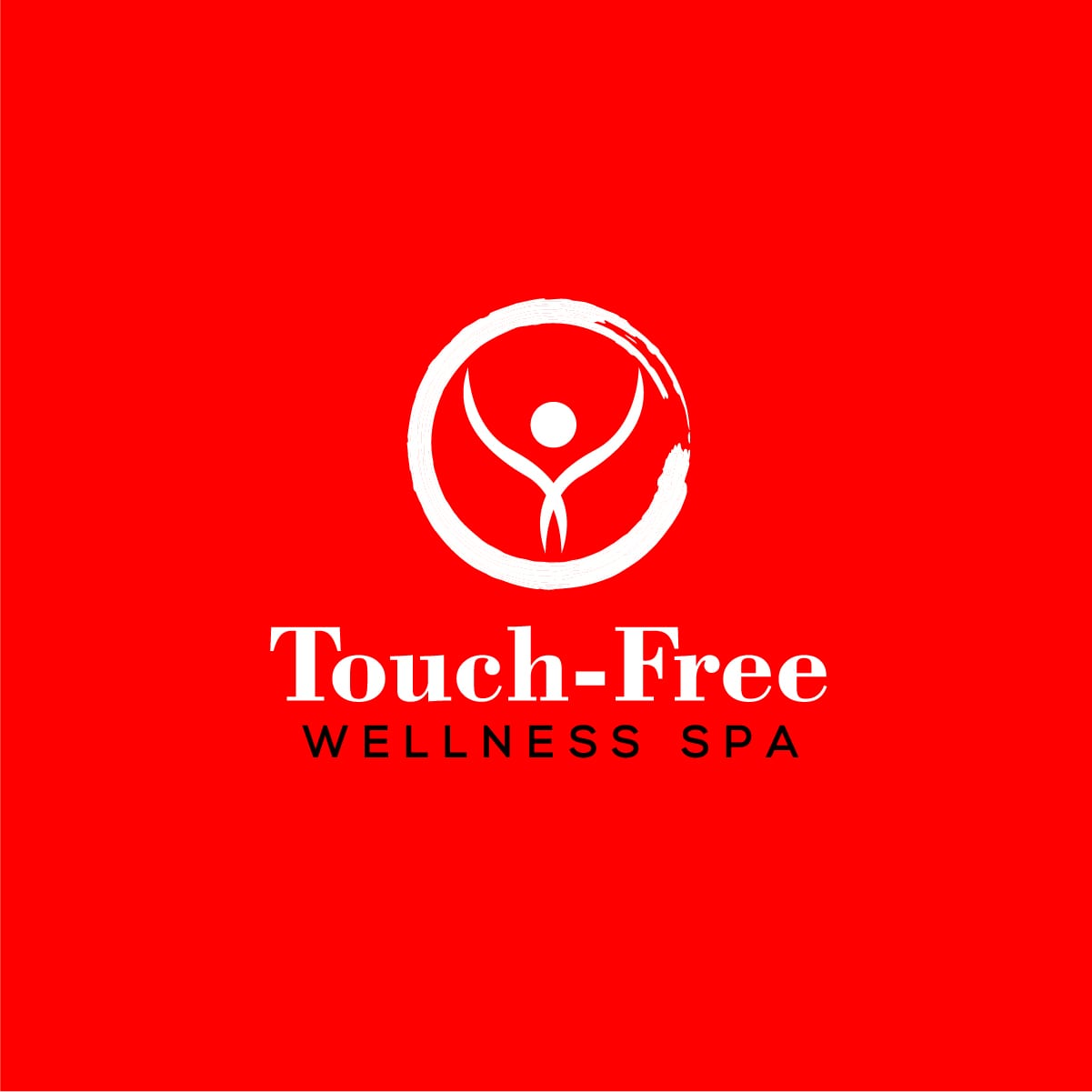 Touch Free Wellness Spa Logo